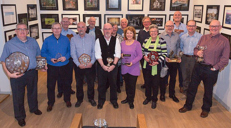 2018 Prizegiving at The Maclaurin Galleries